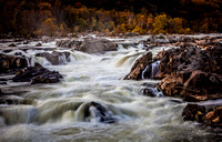 Great Falls in the Fall